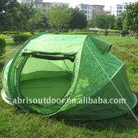 Outdoor automatic pop up tent first up tents