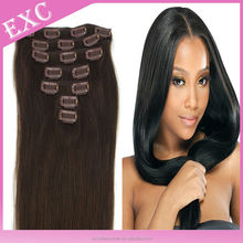 brazilian-human-hair-sew-in-weave wet and wavy clip in hair extensions two tone hair color 6t30