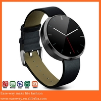 DM360 super quality talk band phone smart watch phone , sleeping monitor smart watch