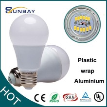 Cheap Price quality 3w led bulb light,plastic bulb cover for led light
