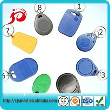 Factory Price Mulity Color Waterproof Smart ABS key Fob for Door Lock