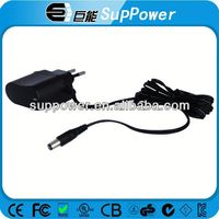 UL,CE,FCC,GS,SAA,PSE,CEC V Level 24v 750ma switching power adapter