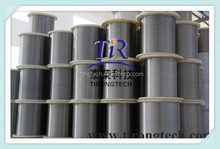 Molybdenum wire for EDM wire cutting machines