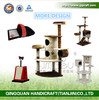 BSCI QQ Catree factory cat scratching post / cat furniture / mdern cat furniture with ISO & SGS