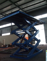 China CE Approved Car Elevator/Scissor Lift for Cars