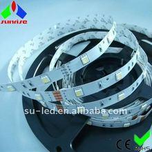NO waterproof 150leds white LED strips 5050