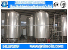industrial Beer brewing equipment, 5000L large brewery plant and brewing system