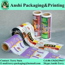 impresos personalizados envasesdeplástico rollo de película