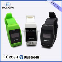 Unique design & Hot sale Promotion Gift Bluetooth Watch For Smart Phone