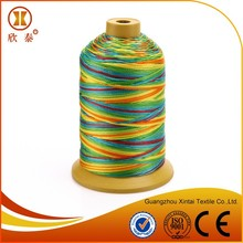 Factory supply spun polyester sewing thread, polyest thread, wholesale polyester sewing thread