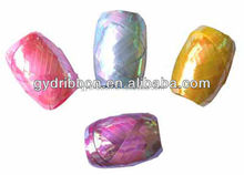 5mm*10m beautiful ribbon egg for packing,plastic eggs for crafts