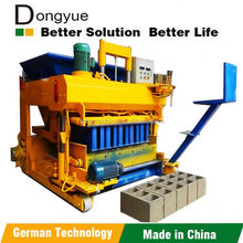 coal dust hydraulic brick making machine qtm6-25 dongyue machinery group