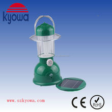 2015 Hot sales new style outdoor solar led light rechargeable led emergency light
