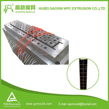 WPC Wall Panel Extrusion Mould Which Used in Subway