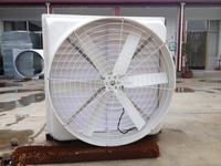Roof Window Mount Industrial FRP Exhaust Fan / poultry fan / exhaust cone fan