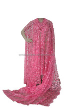 wholesale fashion african french lace fabric/african dry lace/african french net lace