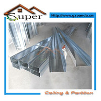 Galvanized Furring Channel Steel Stretch Ceiling Drywall Metal Accessories