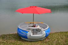 hottest in park !!! bbq donut boat for sale,wholesale,retail
