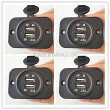 In Stock Original Smart Power Strip Plug Adapter Outlet Socket 2 USB Extension Socket Plug