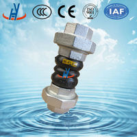 Thread-connection Rubber Expansion Joint
