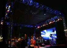 P16 High Resolution Concert LED Video Screens Outdoor