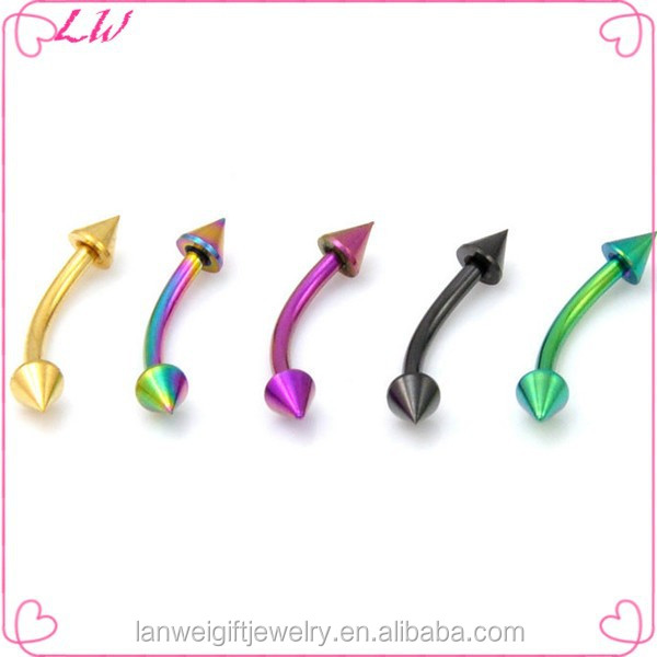 the gallery for gt unique eyebrow rings