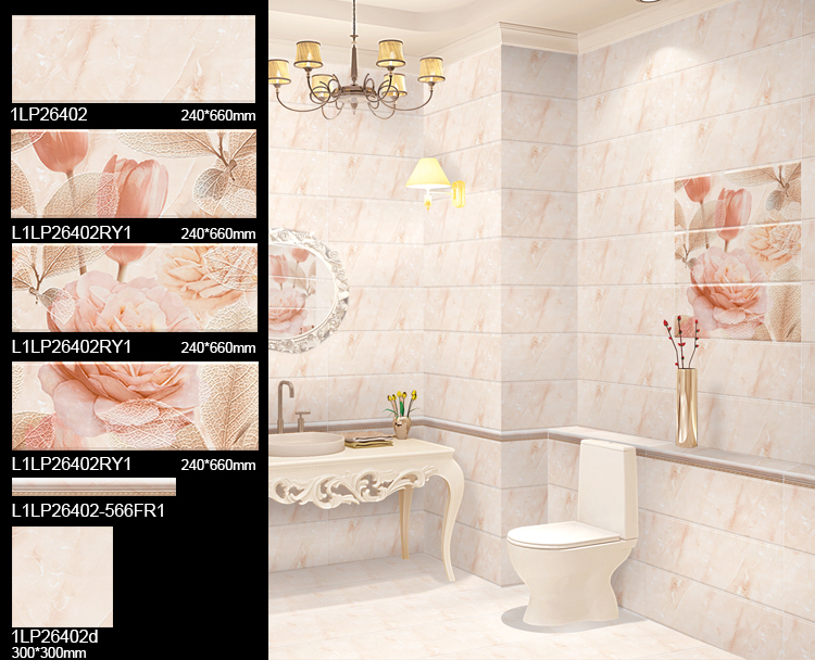 22 Elegant Tiles Design For Bathroom In Pakistan