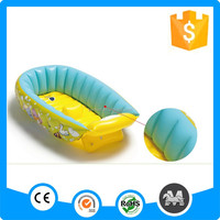 Inflatable PVC swimming pool with EN71 and CE certificate