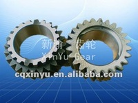 Heavy auto parts/truck parts/transmission /heavy gear overdrive passive teeth