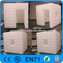 2015 best selling inflatable photo booth enclosure,inflatable cubes tent, inflatable photo booth