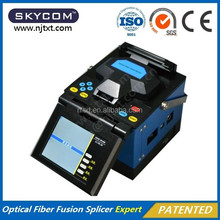 CE Patented Skycom T-107H Fiber Optic Terminals Equipment With Splicing Device & Tools
