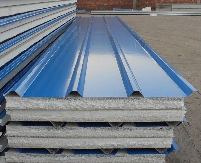 Building Sandwich Panel : Building material roof sandwich panel pu and eps