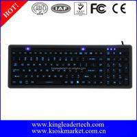Backlit Washable Silicone Keyboard With Function Key
