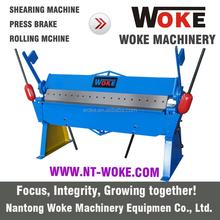 Manual Sheet Metal Bending Machine, Sheet Metal Folder, for Stainless Steel Bending Folding