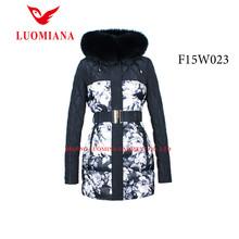 New arrival simple design heavy winter coats for men