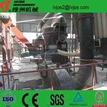 automatic gypsum powder making machine (pulse bag filter)