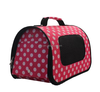 lady travel carrier dog bag