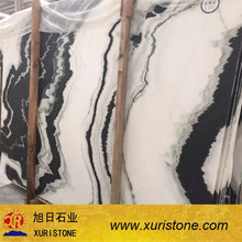 Top quality Black and white marble/White stone building material