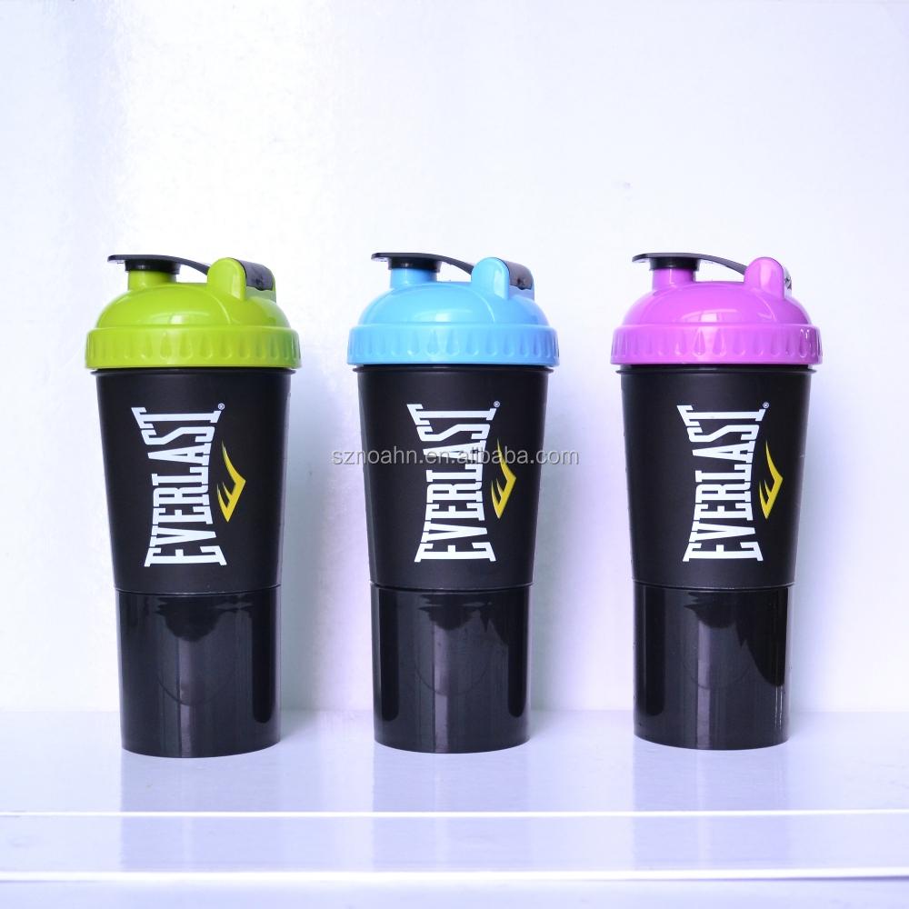 Protein Shaker Logo: Logo Printing Custom Protein Shaker Bottle(noahn-1020