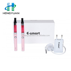 High-tech bluetooth smart button e smart electronic cigarette v share e vape kit