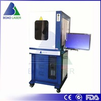 Green Laser Marking Machine with Protective Housing