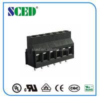 Raising terminal block 5.00mm 300V 10A Termin block