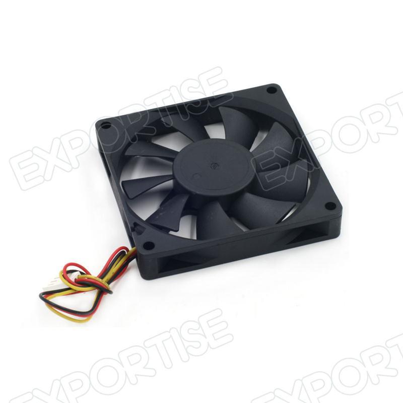 Fan Coil Blower 24v Dc Fan 80 80 15 Oven Fan Motor