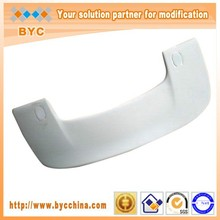 Standard and Good Fitment Fiber Glass Roof Spoiler For Subaru Vivio 2008 Up Racing Rear Spoiler