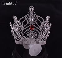 cheap hair accessories big pageant crowns china