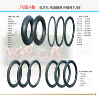 (We are factory) China rubber tire size Inner Tube 3.00-18 motorcycle