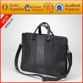 2014 el último bolso de cuero de diseño para hombres bolsos importados de China