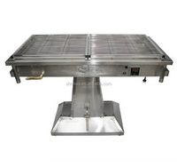 Pet shop Stainless steel medical dog hydraulic bath examination table