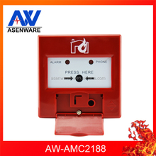 Emergency Manual Fire Occurs Addressable Fire Call Point / Fire Alarm Button
