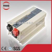 2000W Power Inverter, 2KW Power Solar Inverter, 12V 24V 48V Power Inverter with Charger